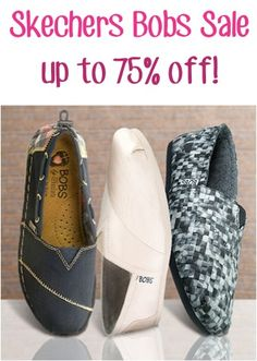 bobs shoes clearance sale