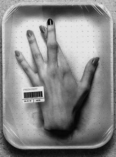 Creative Hand, Packaged, White, Photo, and Black image ideas & inspiration on Designspiration Black Art, Black And White, Photocollage, Crossed Fingers, Plastic Surgery, Macabre, Just In Case, Creepy, Art Photography