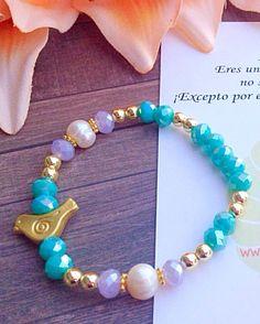 Princess bracelet for girl. Pulsera corte di CaroAccessories