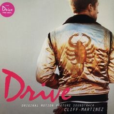 Drive Original Motion Picture Soundtrack Cliff Martinez 2LP Vinil Rosa 180 Gramas BSO MPO 2012 EU - Vinyl Gourmet