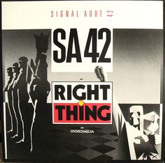 Signal Aout 42 - Right Thing (Vinyl) at Discogs