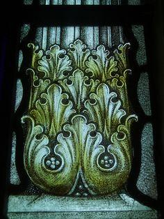 Ornamental Detail, Walton