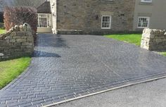 #Driveways For #Boosting The #Overall #Worth Of Your #Home - Living or working in comfy building premises is a matter of great pride and pleasure for all of us.
