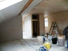 The Build - CJS Lofts Loft Conversion in Gloucestershire Gloucester Bristol Lydney Swindon Tewkesbury