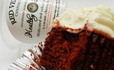 Healthy Highness Medicated Red Velvet Cannacake Edible Review