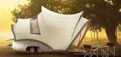 "Opera, luxury ""Caravan"".... Cool camping"