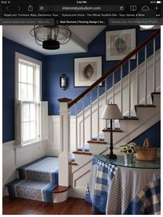 Add stairs facing sideways
