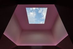 a private skyspace in las vegas by james turrell