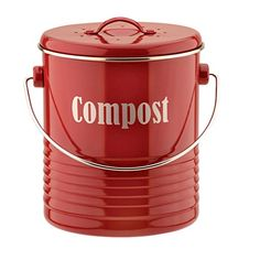 Typhoon Compost Caddy, 2.6-Quart Capacity