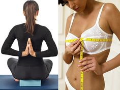 Want to how to reduce breast size through yoga? Then here are our 15 best yoga poses to reduce breast size. Let's have a look into them. Gym Workout For Beginners, Fitness Workout For Women, Yoga Fitness, Weight Loss Workout Plan, Yoga For Weight Loss, Fat Workout, Health And Fitness Articles, Fitness Tips, Easy Fitness