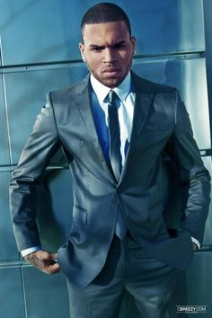 Sexy. Chris Brown