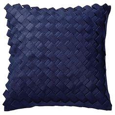 Modern Patchwork Felt Decorative Pillow Cover 2664997 2017 – $28.59