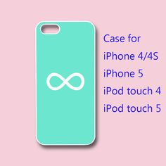infinity  iphone 5 Case iPhone 4  case   in durable by Colorcases, $14.99