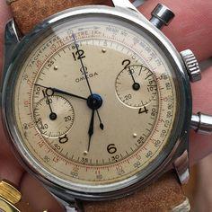 omega chronograph