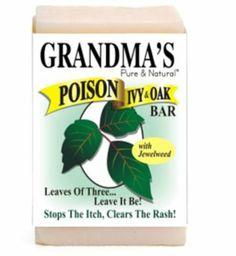 Poison Ivy Bar 2.15 oz - http://ana-gails-mercantile.hostedbywebstore.com/