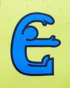 The Letter E   Type Design Inspiration