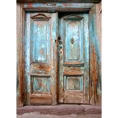 1000 images about vintage doors i love on pinterest - What to do with old doors ...