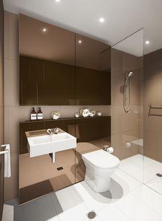 Small Bathroom Designs Sydney bourke street - smart design studio - sydney architects | interior