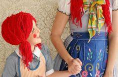 diy kleidung karnevalskostüme pippi langstrumpf