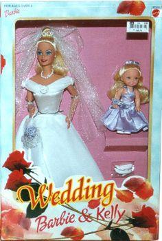 Disney Barbie Dolls, Vintage Barbie Dolls, Barbie Kelly, Barbie And Ken, Barbie Stuff, Barbie Clothes, Barbies Pics, Barbie Doll Accessories, Barbie Wedding