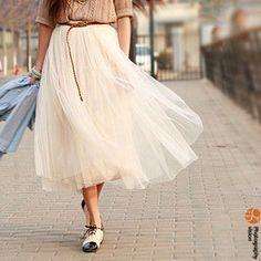 Great Lengths. #Maxi Skirt.