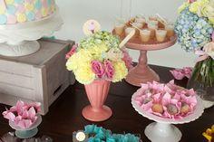 Festa do Sorvete por Bella Fiore  Ice Cream Party by Bella Fiore