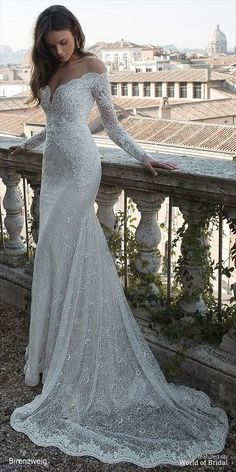 bridal dress wedding in winter wedding dress 15 best outfits – Outfit Inspiration & Ideas for All Occasions 2016 Wedding Dresses, Bridal Dresses, Wedding Gowns, Wedding Dressses, 2017 Wedding, Lace Weddings, Mermaid Dresses, Wedding Outfits, Real Weddings