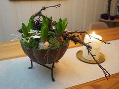 Siste innspurt med juledekorasjon før høytiden Planter Pots, Tips, Counseling