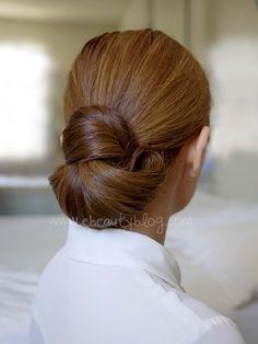 easy+elegance+hair+buntext 10 Amazing Hair Bun Tutorials