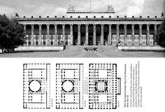 Schinkel _ Altesmuseum 1823-1828