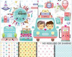 Recorrido gráfico, 80% de, gráficos, uso comercial, carretera viaje gráfico, organizador de accesorios, viajes fiesta, turismo, coche de viaje