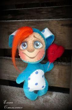 Куклёнки от Алёнки: Зайчеги.