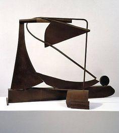 anthony caro Sculptures Céramiques, Art Sculpture, Steel Sculpture, Abstract Sculpture, Anthony Caro, Abstract Painters, Abstract Art, Artwork Images, Modern Artists