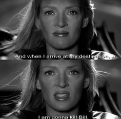 13 Great Kill Bill quotes. images | Kill bill quotes, Film quotes
