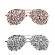 Young tulip 2 Colors Pick Full Rhinestone Sunglasses Brooches For Women Pins Brooches Cute Broches Bijouterie Fashion Jewelry Cheap Sunglasses, Cat Eye Sunglasses, Mirrored Sunglasses, Jewelry Sets, Jewelry Accessories, Women's Brooches, Vintage Jewelry, Fashion Jewelry, Silver