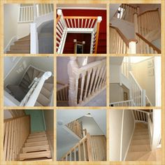 Selection of staircases