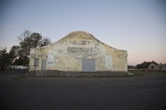 ..then cruise off to Marfa, Texas, especially the Chinati Foundation!