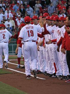 Cincinnati Reds 2012