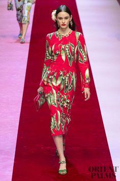 Дольче & Габбана [Dolce & Gabbana] Весна-лето 2018 - Прет-а-порте