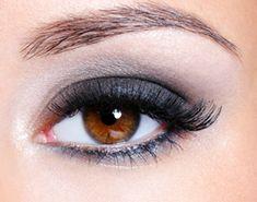 Voorbeelden makeup oogschaduw bij bruine ogen   Rubriek.nl