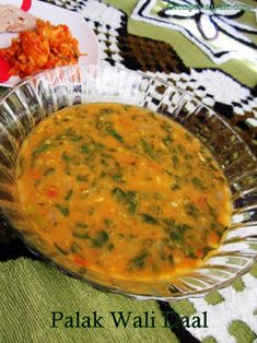 Palak Wali Daal Recipe | Yummy Recipes