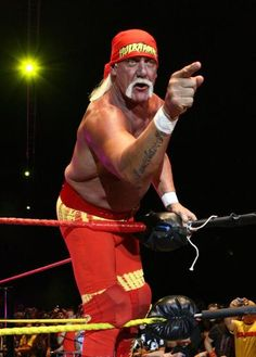 Hulk Hogan admits using N-word in sex tape as WWE fires wrestling icon Harry Potter Quiz, Bradley Cooper Shirtless, Sailor Moon, Wwe Lucha, Wwe Hulk Hogan, Eddie Guerrero, Best Wrestlers, Wrestling Stars, Vince Mcmahon