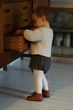 Adorable Baby Outfit Madame Chacha blog
