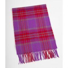 John Hanly shawl Merino wol 159 Roze