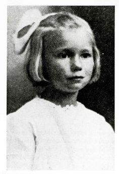 """In 1914, May Pierstorff was """"mailed"""" from her parents' home to her grandparents'…"""