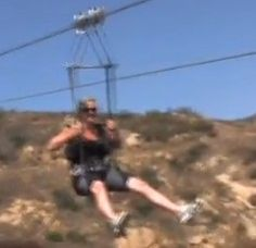 Zip Lines in California