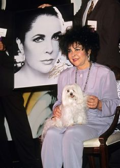 "Elizabeth Taylor and ""Sugar"""