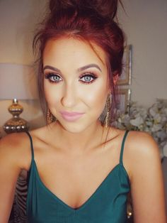 Jaclyn hill does awesome make up! Love this look
