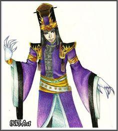 Sima Yi Prismacolor 2009 Dinasty Warriors 6