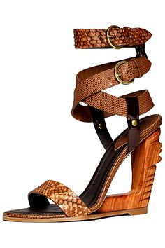 Donna Karan - Shoes - 2012 Spring-Summer